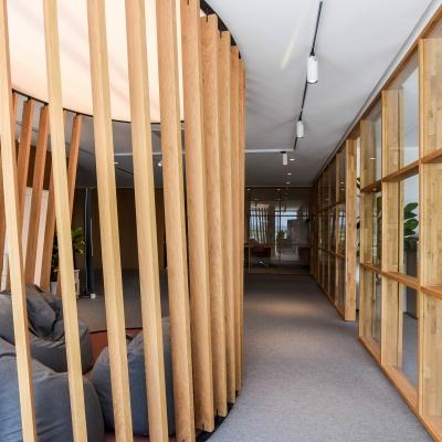 5 amenjari cu lemn birouri