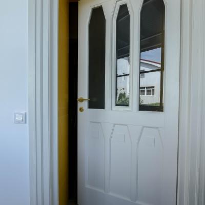 4 usi interior lemn
